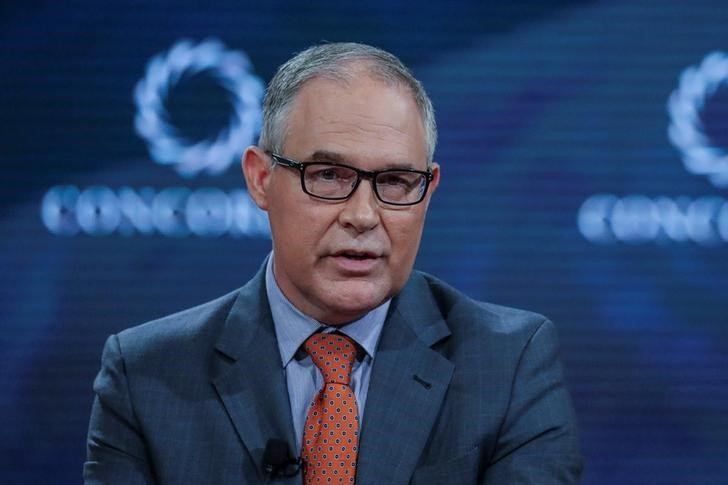 epa chief says public climate debate may be launched in. Black Bedroom Furniture Sets. Home Design Ideas