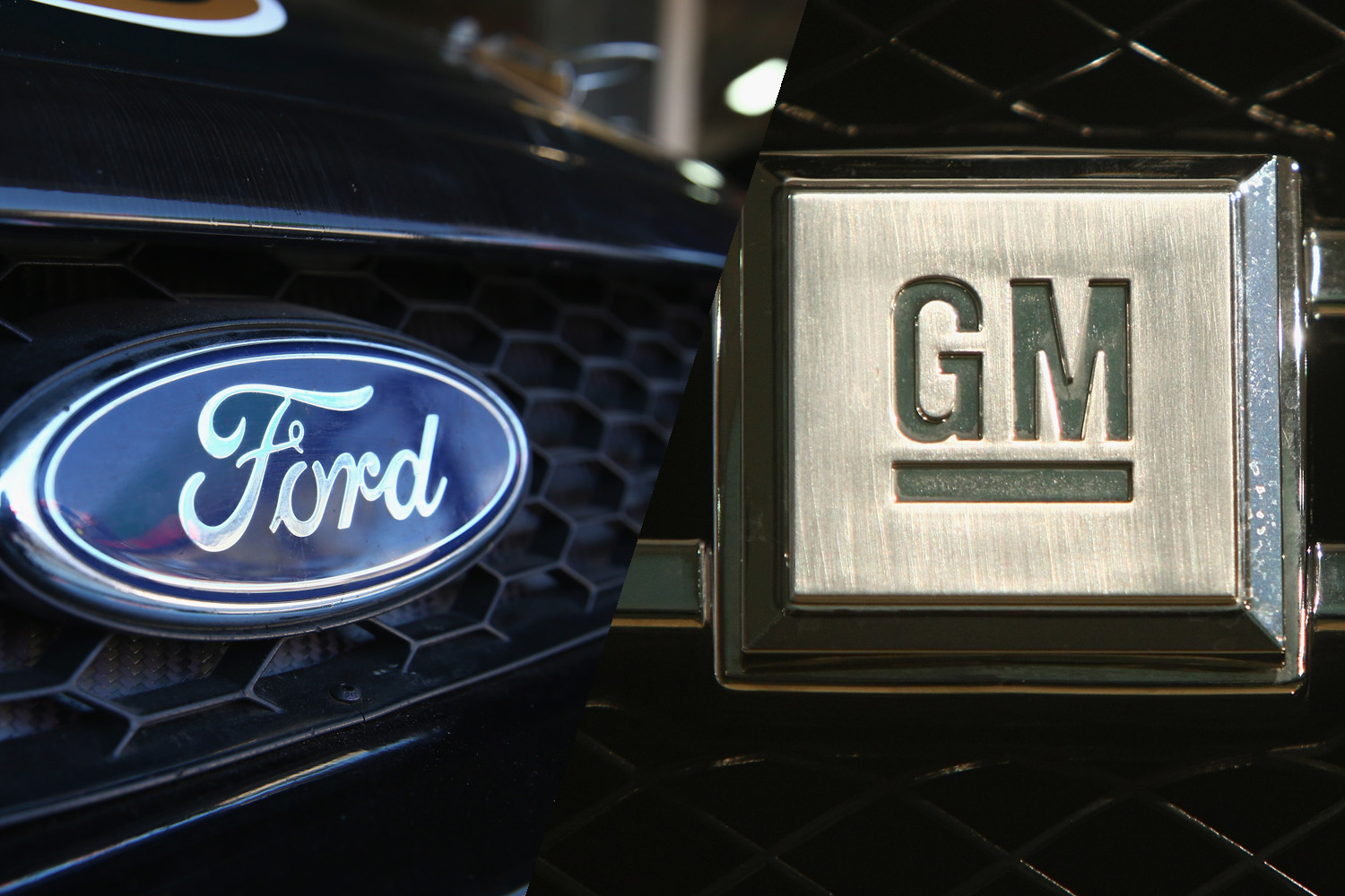 Stock Market Showdown Ford Versus Gm Investing Us News
