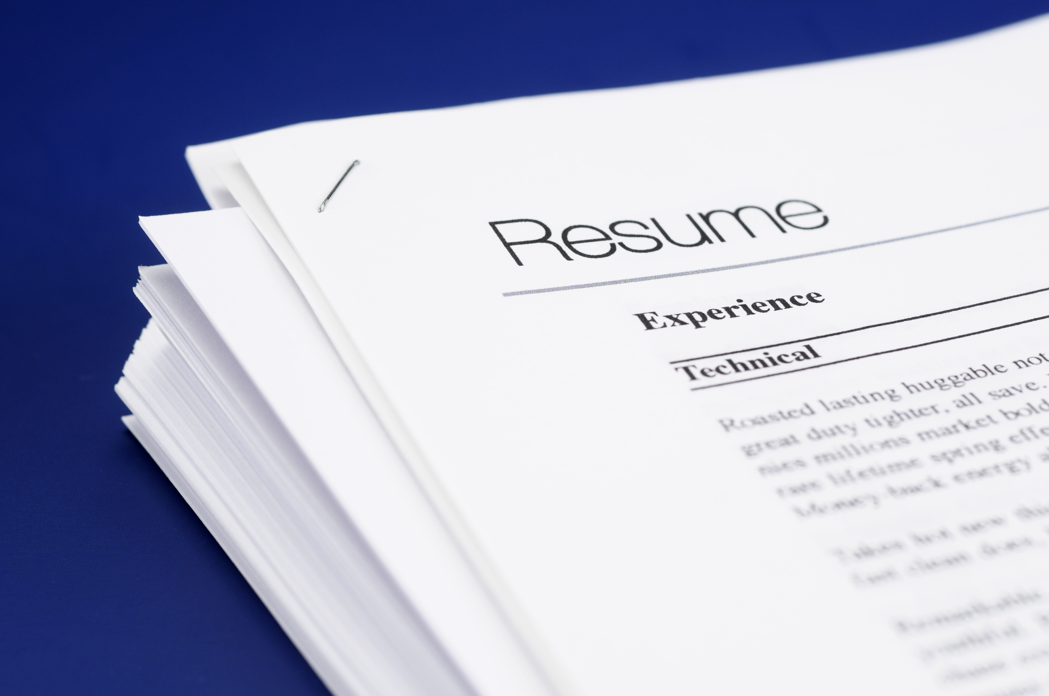 Is Your Resume Formatted Correctly Careers