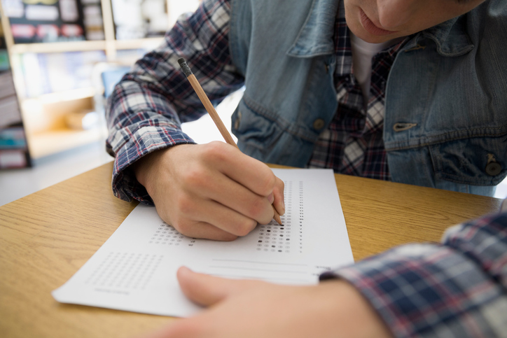a discussion on standardized testing in schools State education board proposes reducing number of standardized tests the portrait of a graduate urges schools to move beyond a testing watch this discussion.