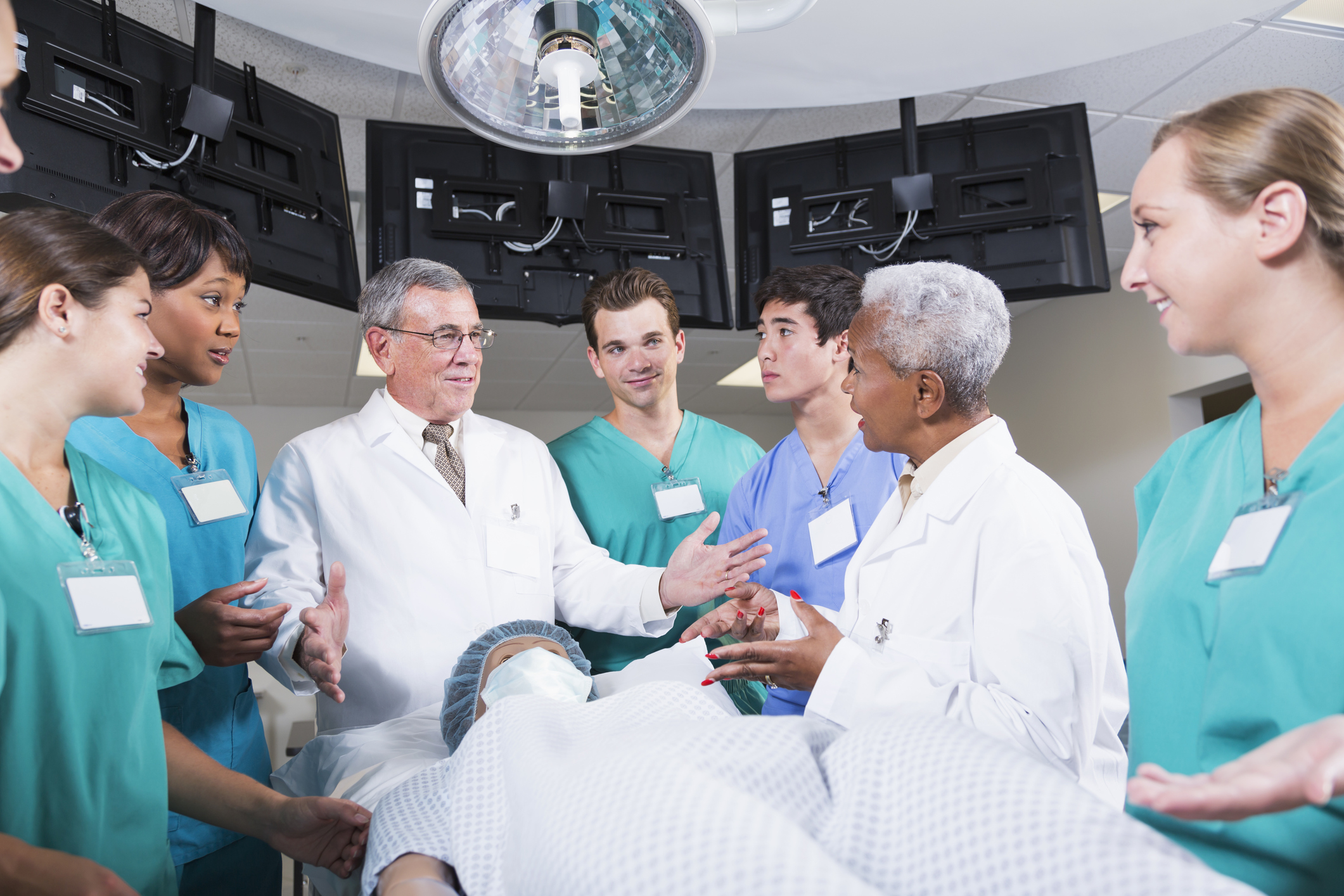 Lessons From In and Outpatient Shadowing Experiences