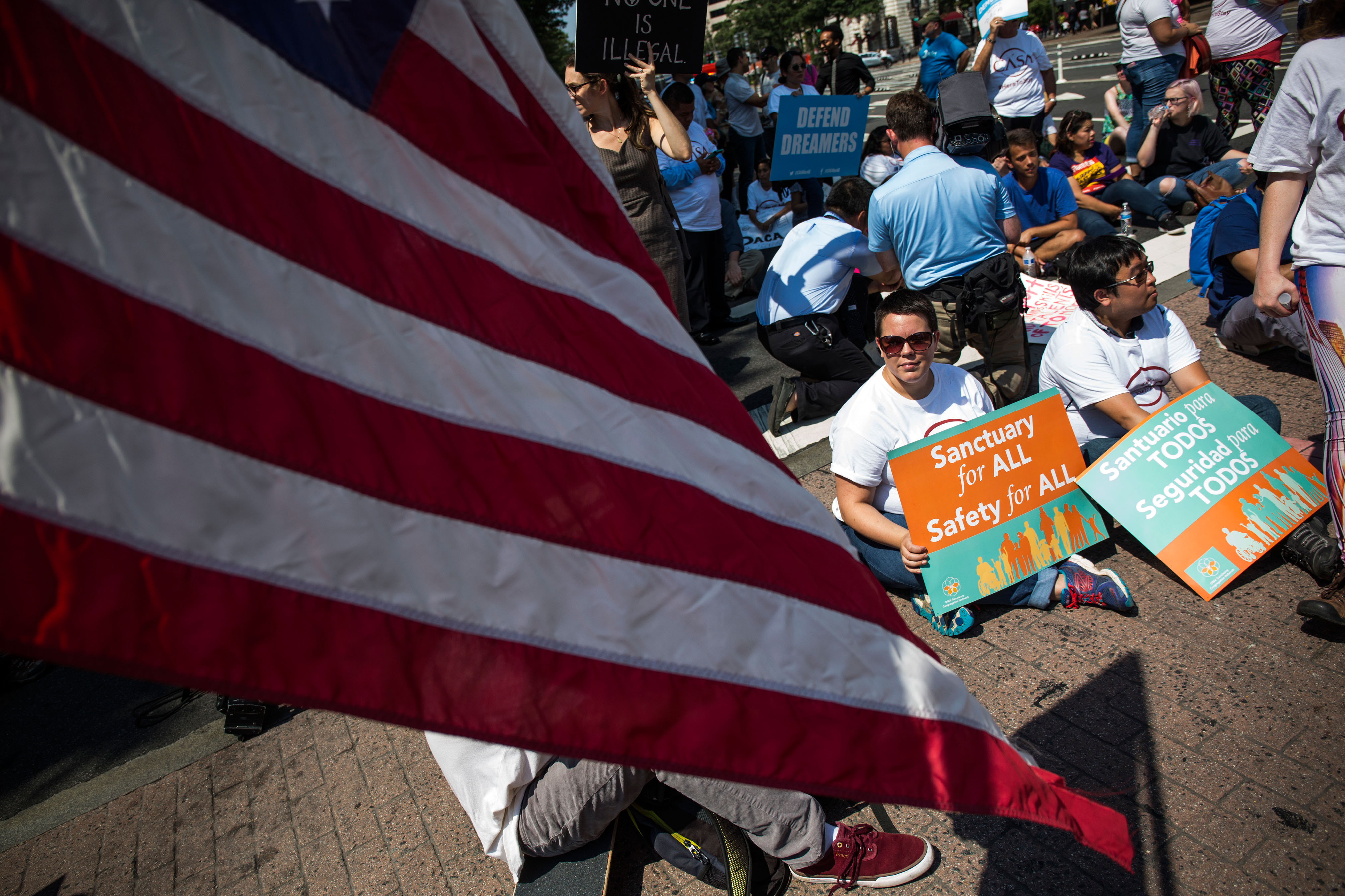 Legal Heritage Supports Letting Dreamers Stay in