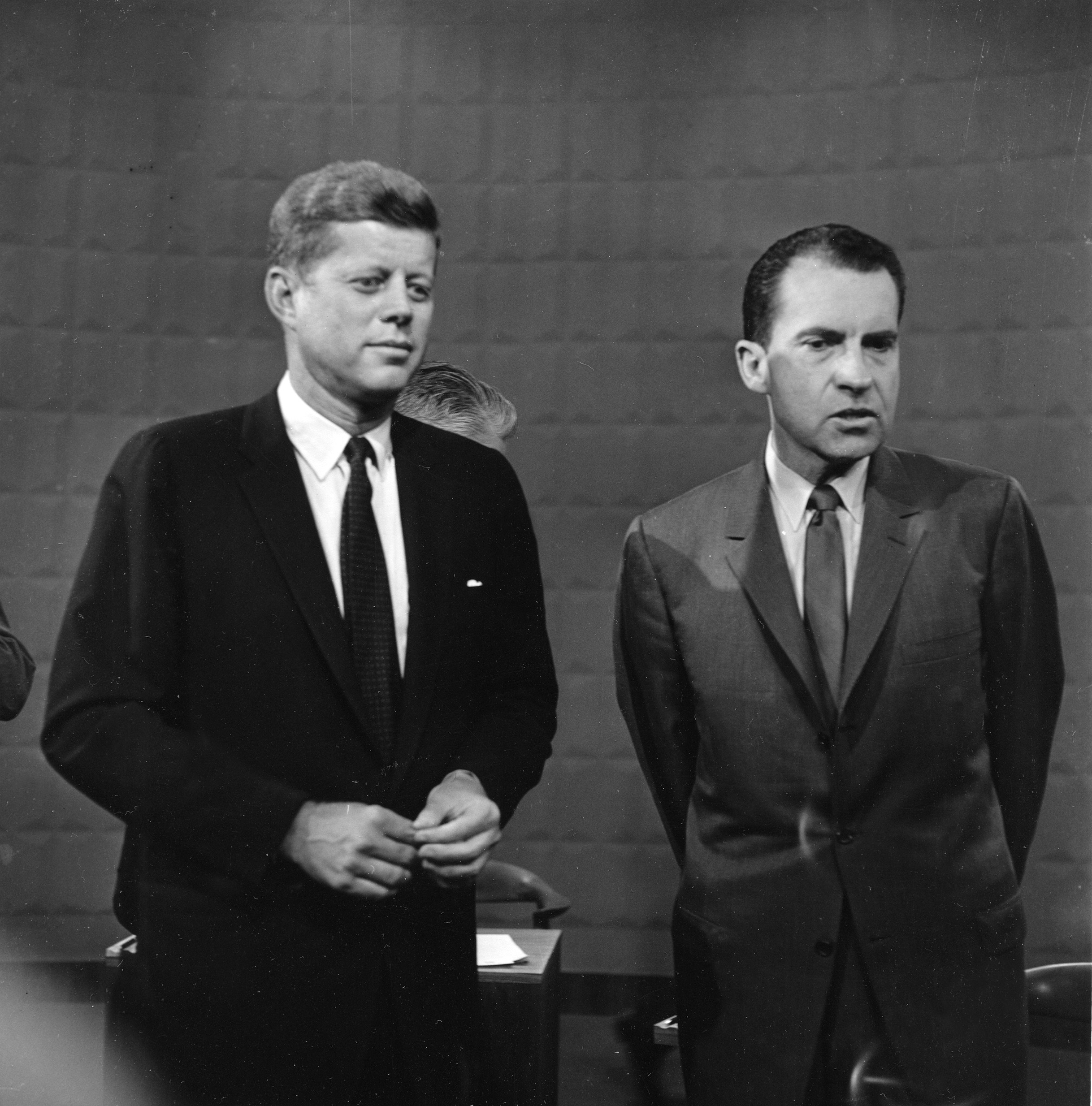 the importance of appearance in john f kennedys victory during the presidential election September 26 marks the fiftieth anniversary of the first of four debates between senator john f kennedy presidential nominee since john kennedy's election.