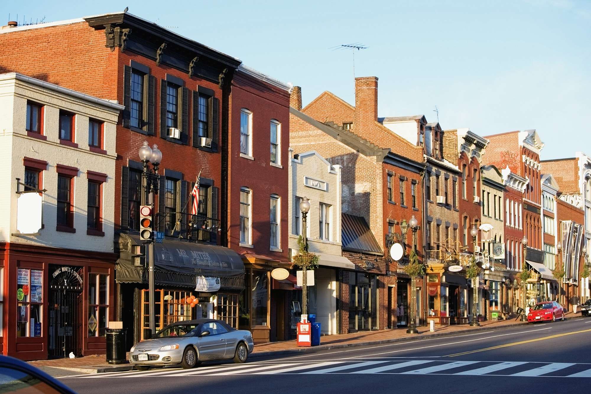 6 Best Places to Shop in Washington, D.C. | Travel | US News