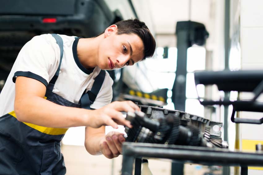 auto mechanic essay