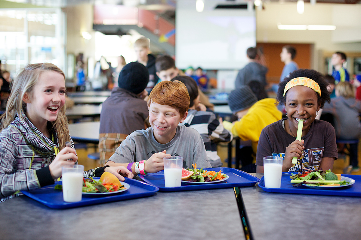 School Lunch: Opting Out is Not an Option | Eat + Run | US ...