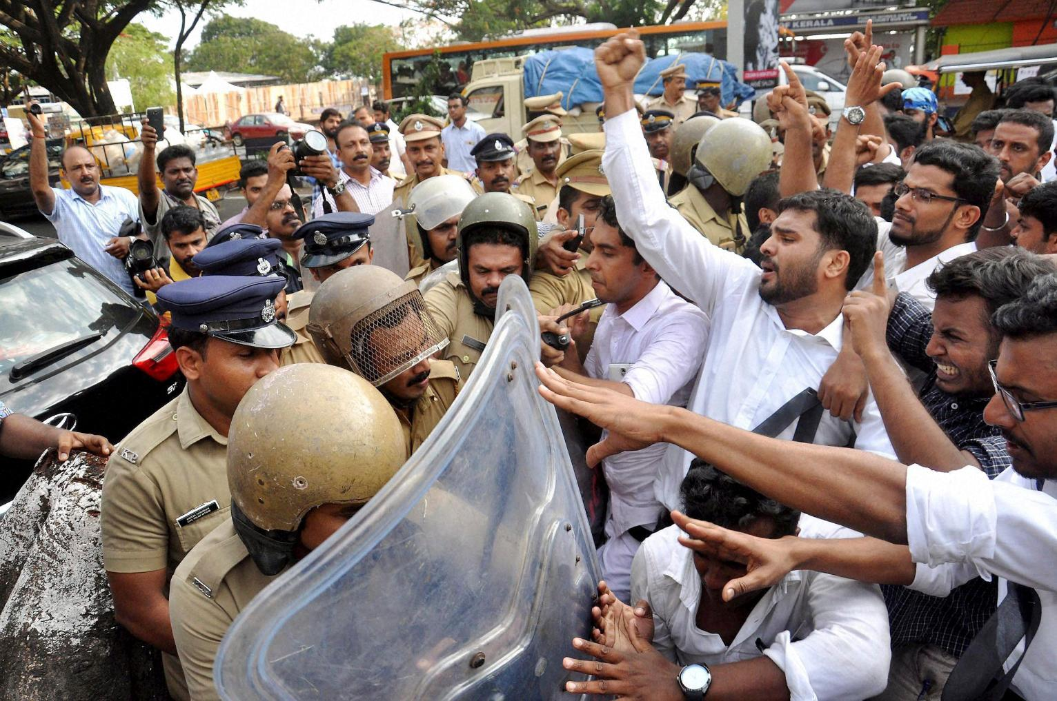 dalits in indien