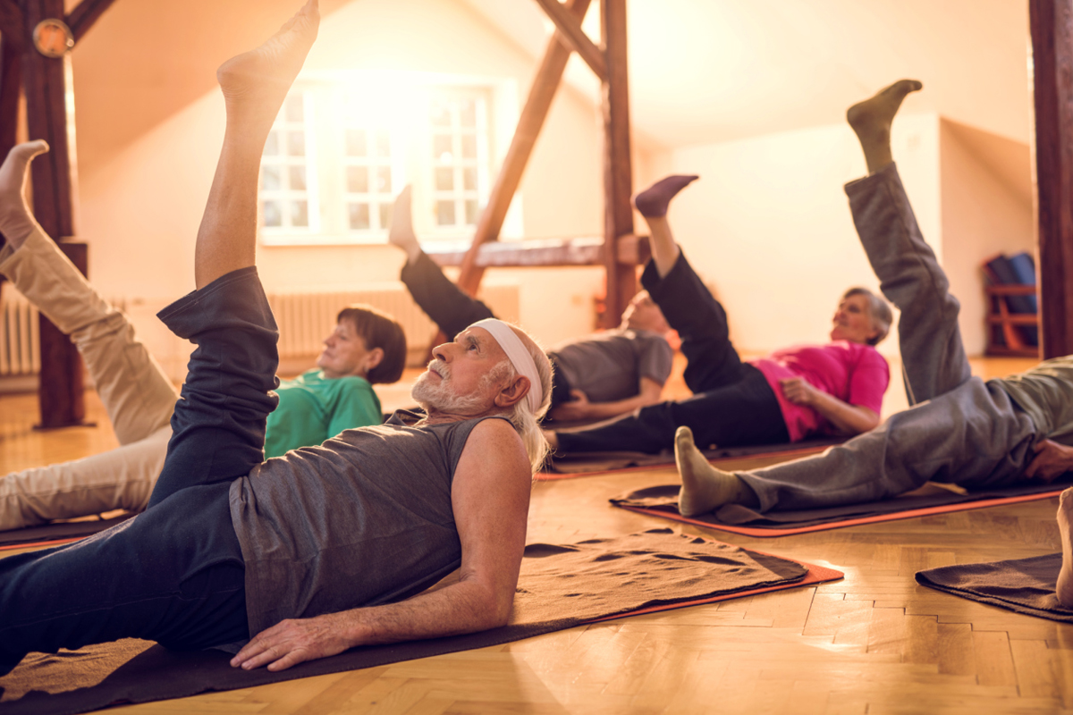 8 Best Equipment Free Strength Exercises For Older Adults | Wellness | US  News