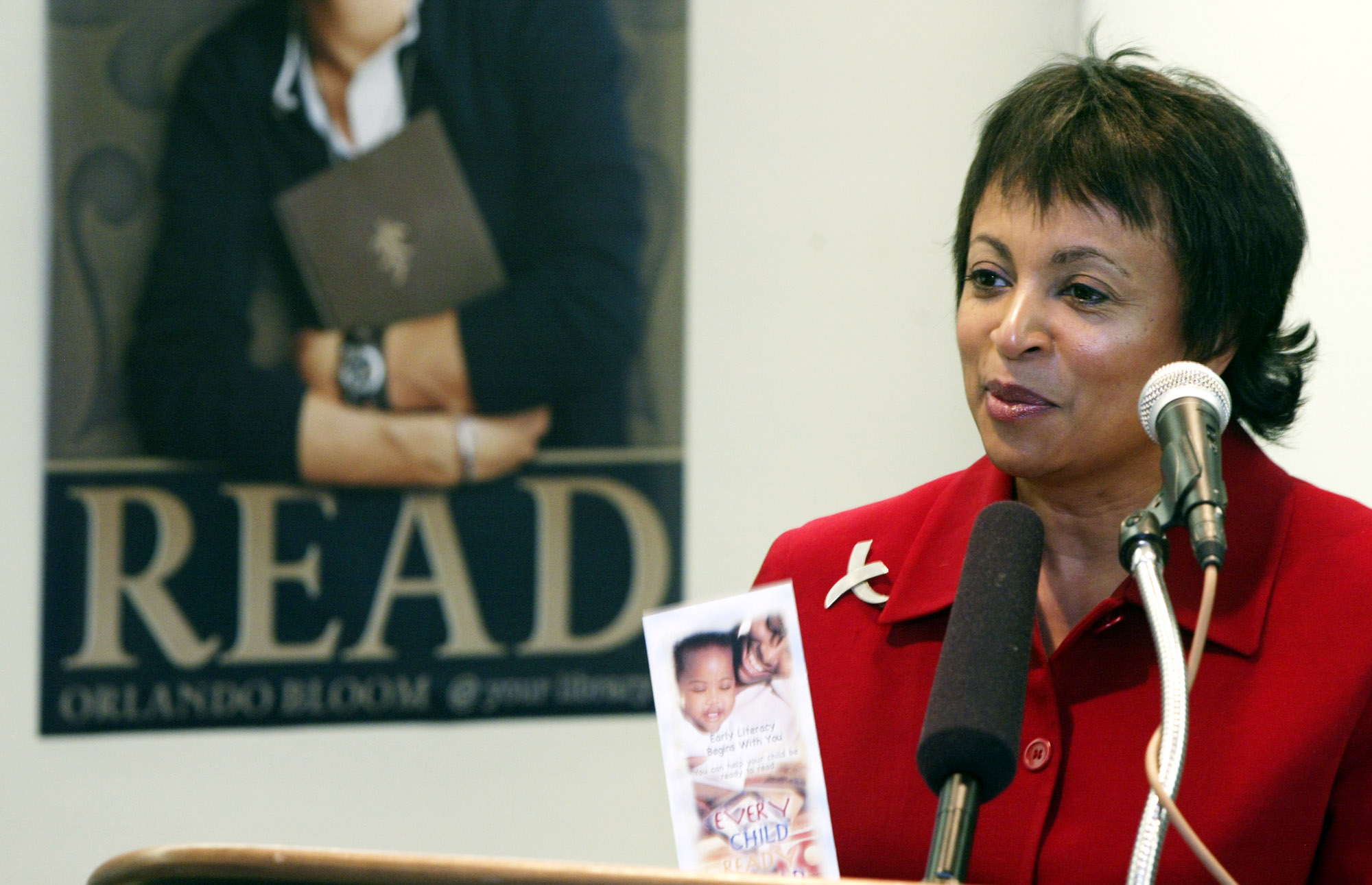 can carla hayden reinvent the library of congress us news. Resume Example. Resume CV Cover Letter