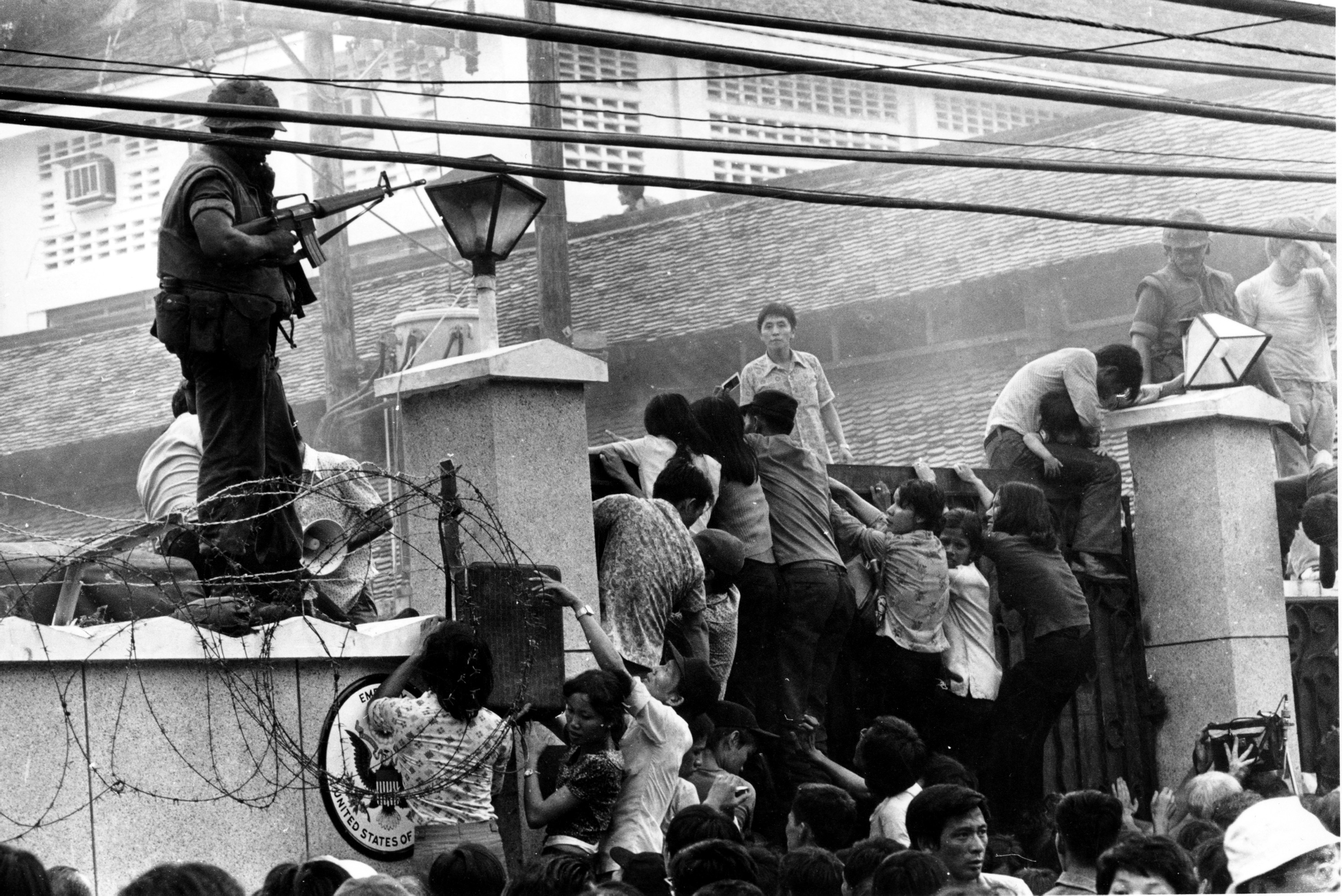 The us and vietnam 40 years after the fall of saigon us news sciox Image collections