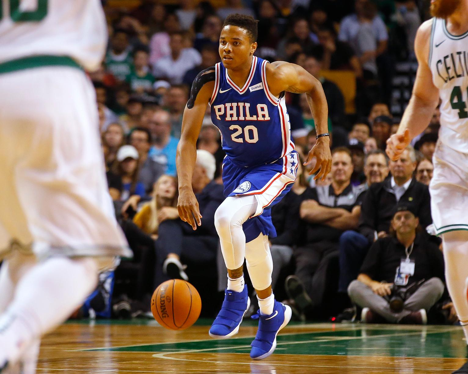 Sixers Unsure Whether Fultz Will Play Again This Season | Sports News | US News
