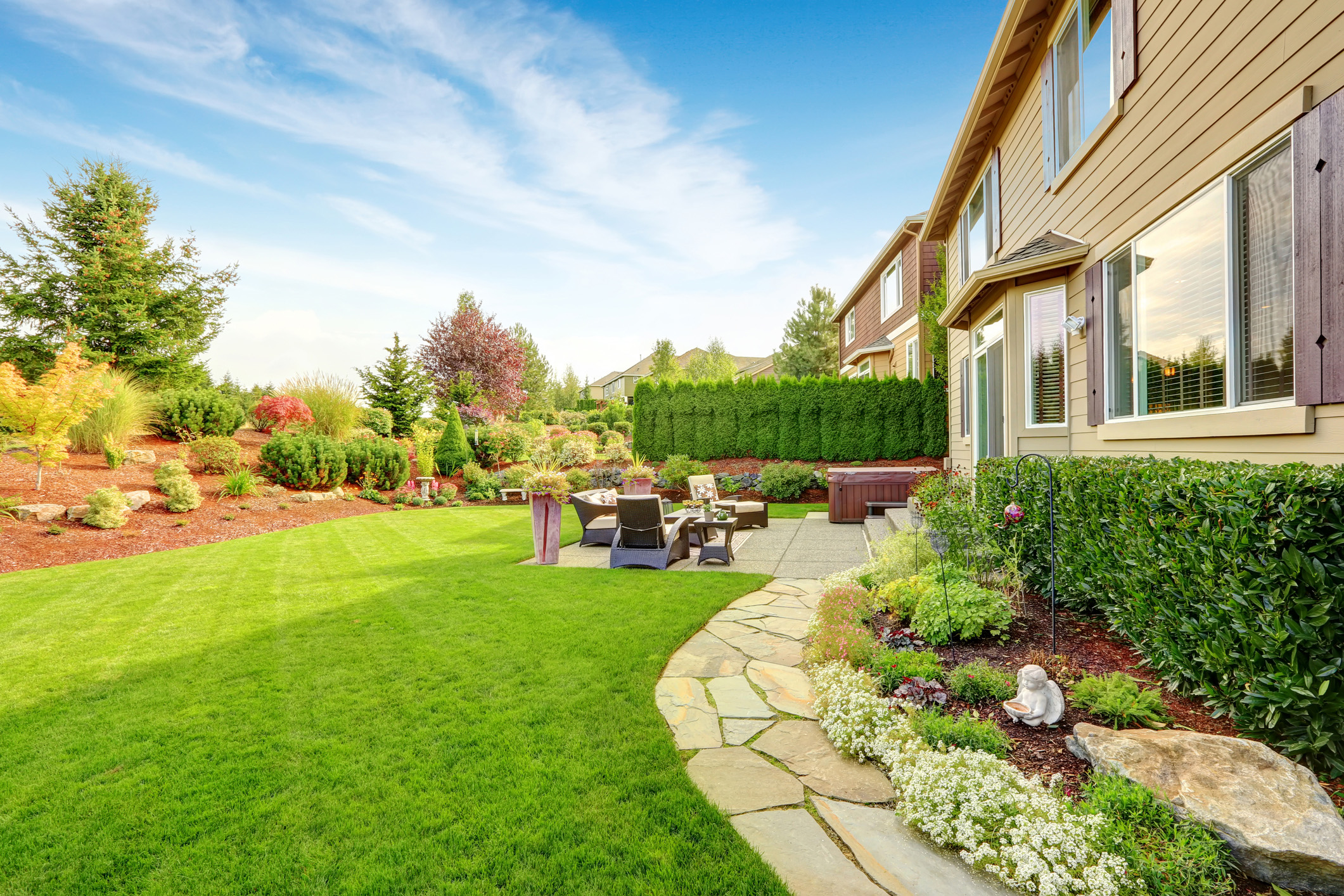 the benefits of grading your yard real estate us news