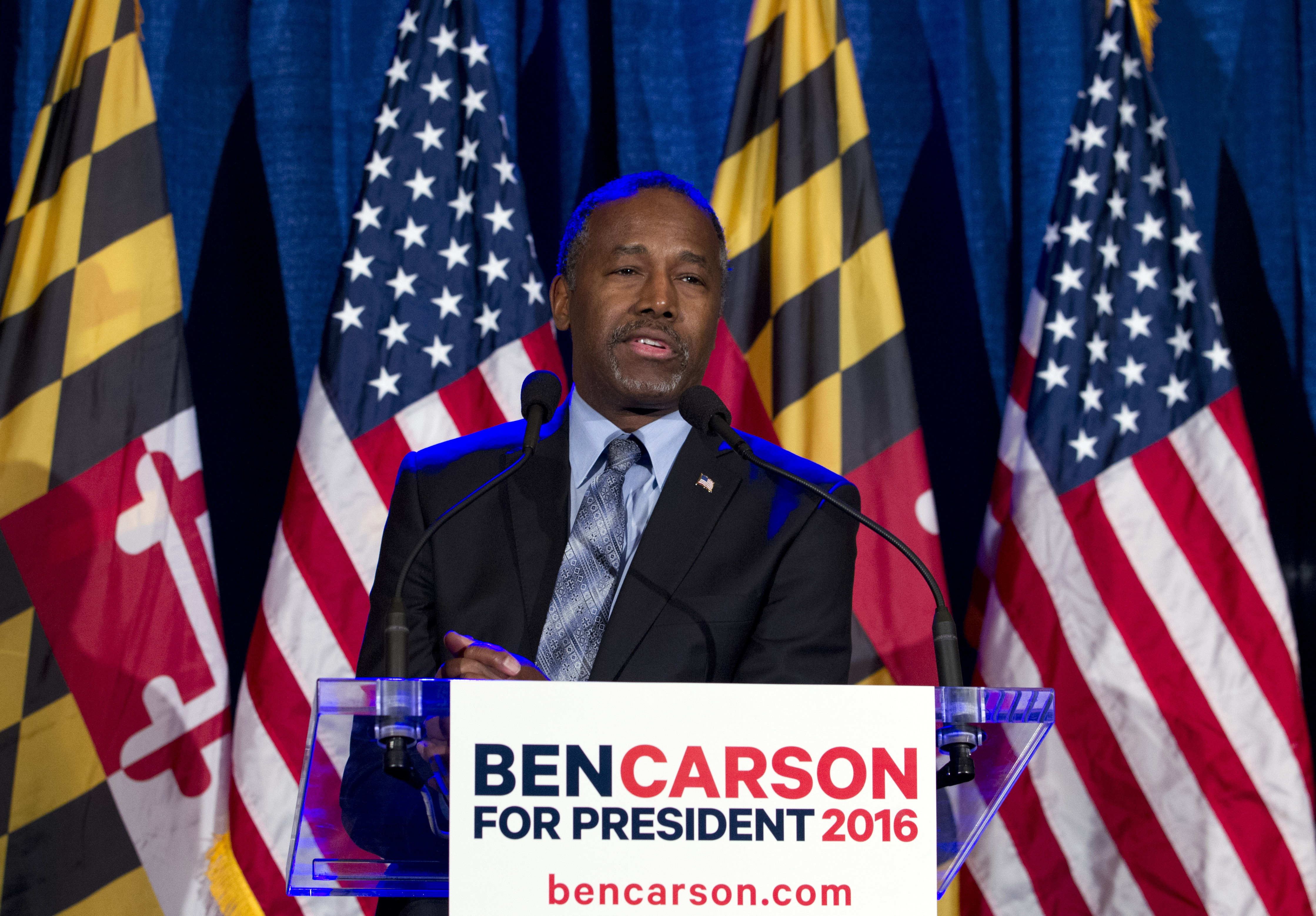 Carson Tapped to Lead Christian Voters Organization