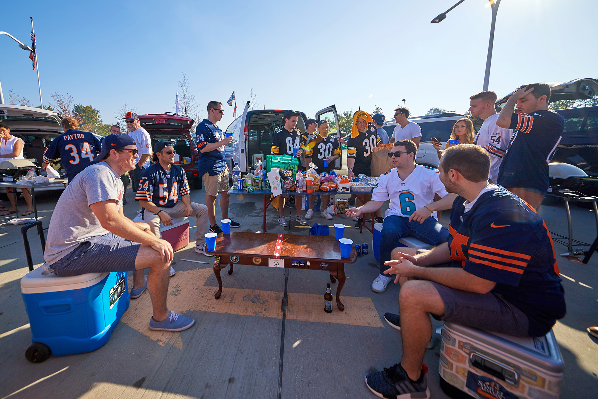 Tips on Tailgating