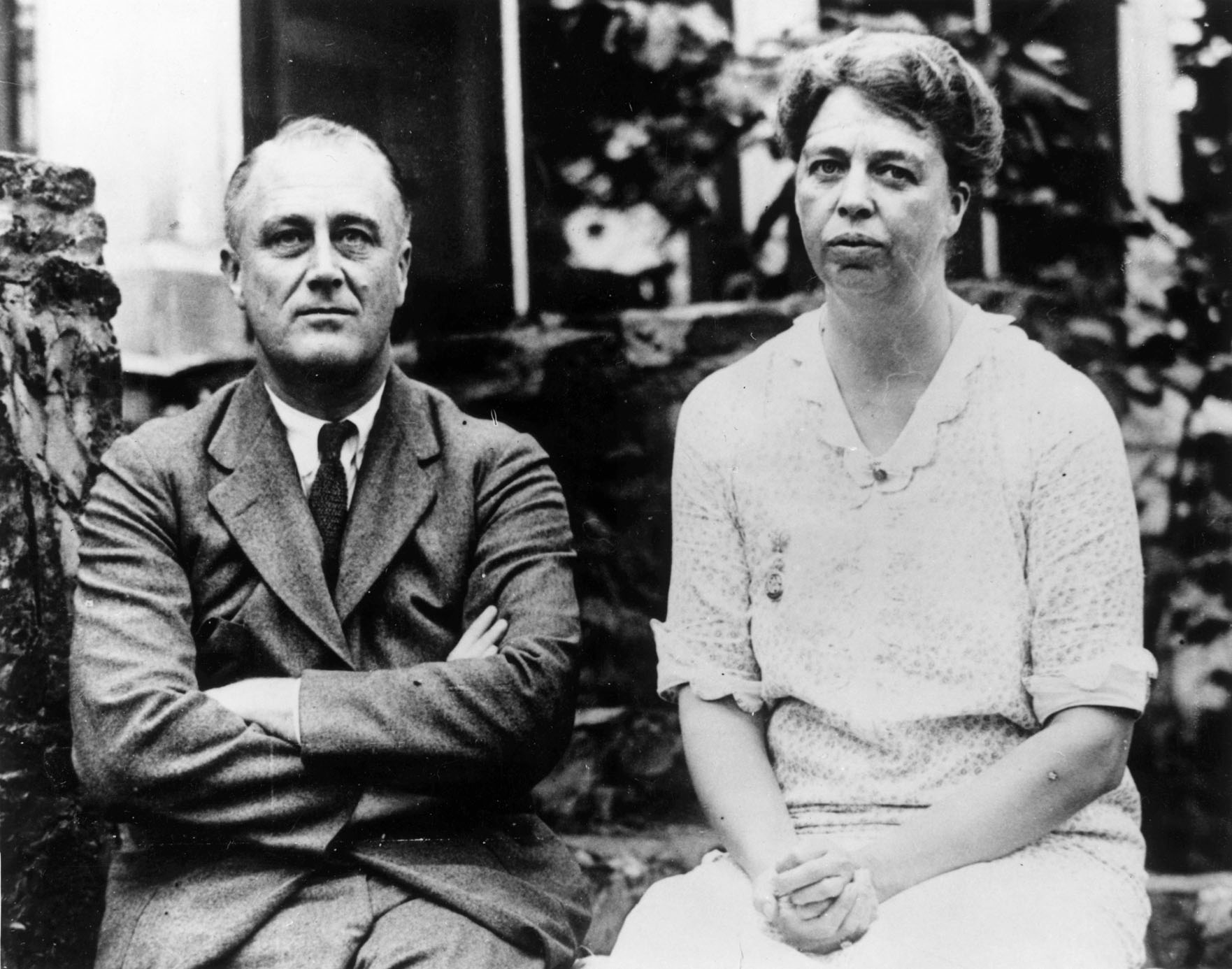 why franklin delano roosevelt was a From the great depression to world war ii, president franklin d roosevelt guided the united states through challenging times he sought to help the american people in many different ways.
