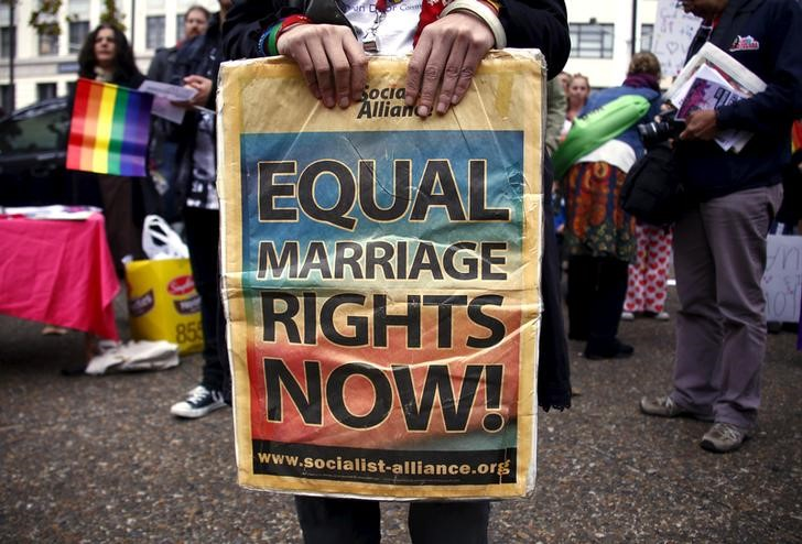 equal marriage rights
