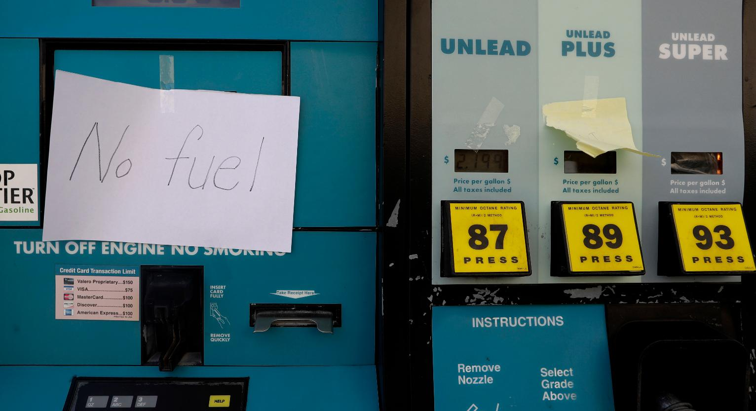 Gasoline Prices Head Higher While Motorists Panic   Texas News ...