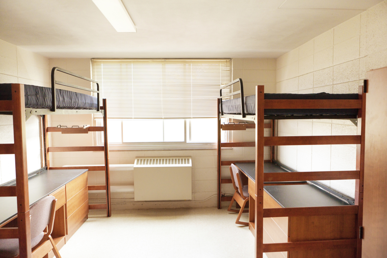 Dorms Help Give 2 Year Colleges A 4 Year Feel Community