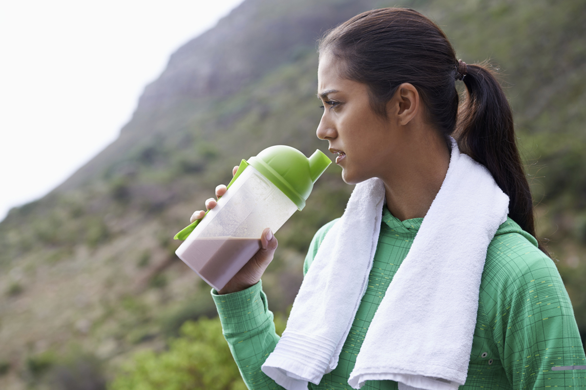 Foods To Eat Before And After Running