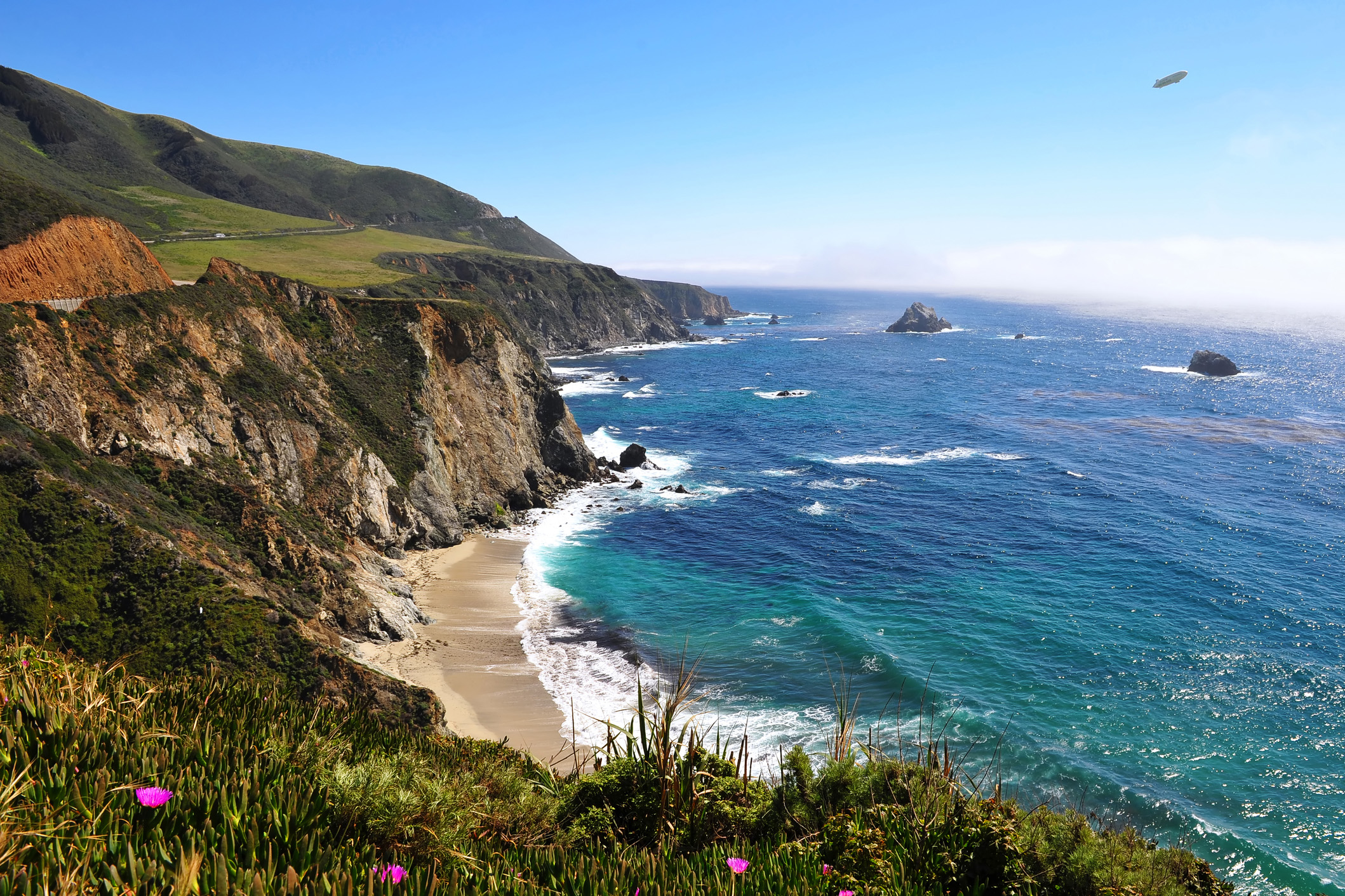 What Are The Best Beach Towns In California