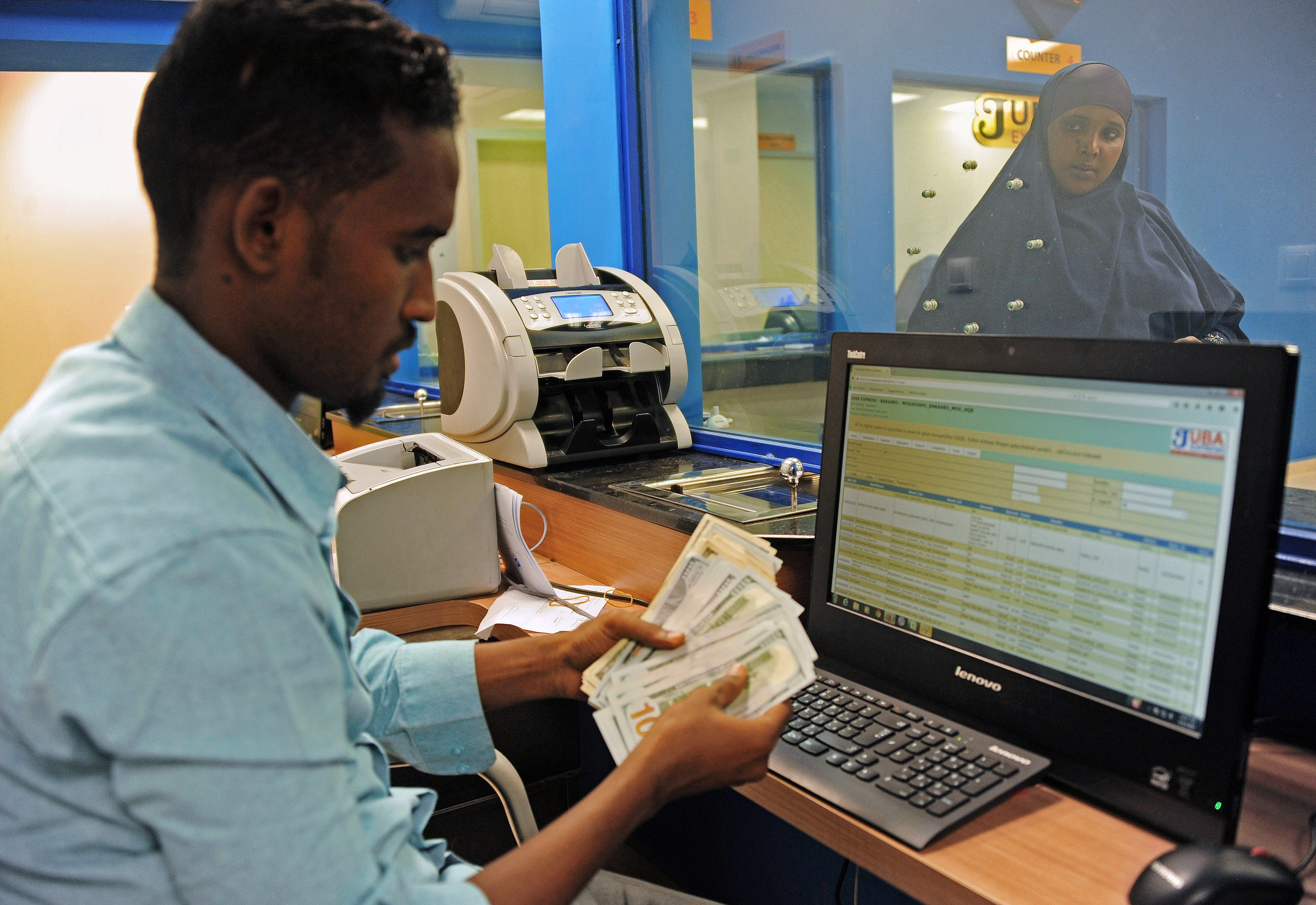 Remittance Cutoffs Threaten Somalis Civic