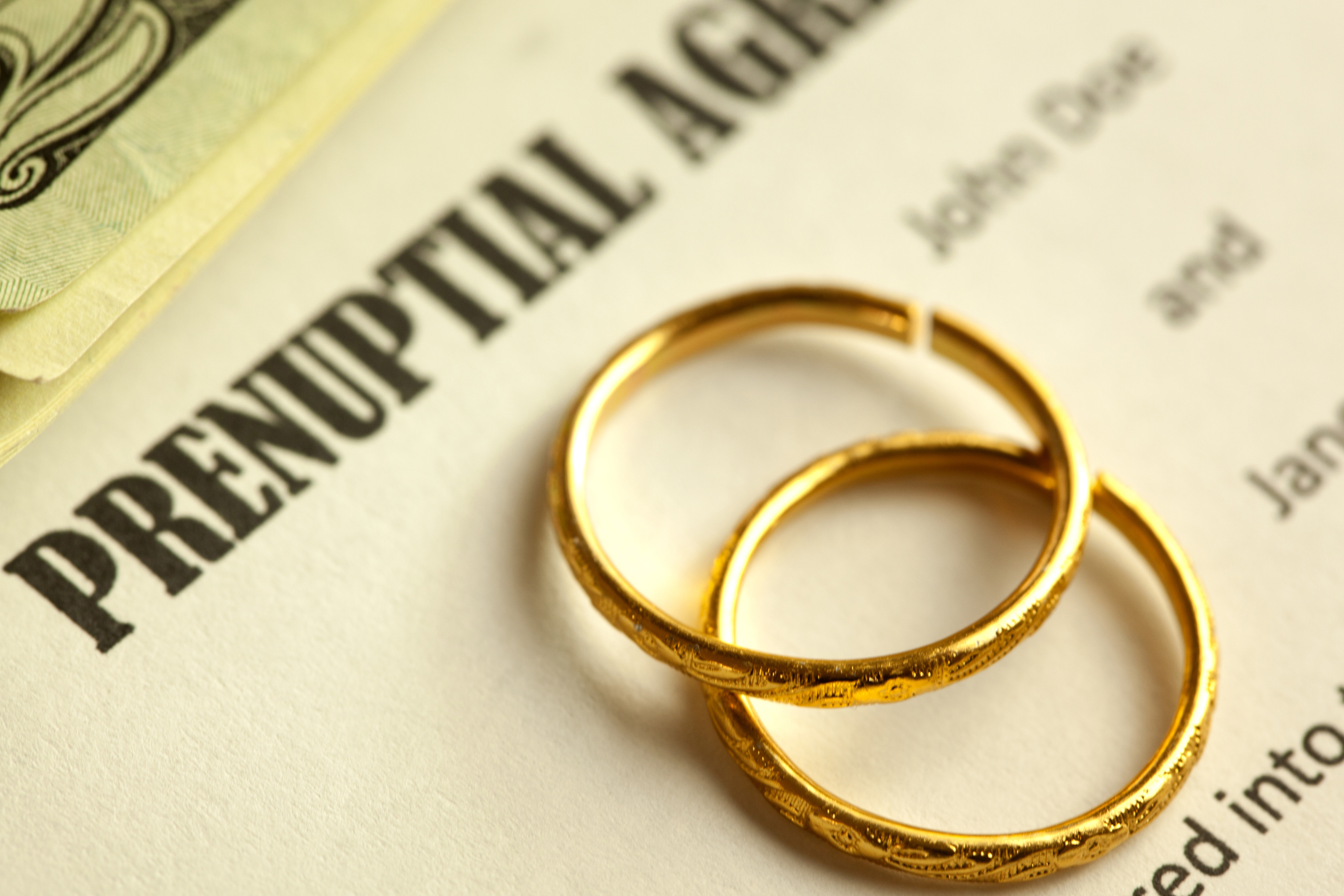 A prenup can protect your investments investing 101 us news platinumwayz