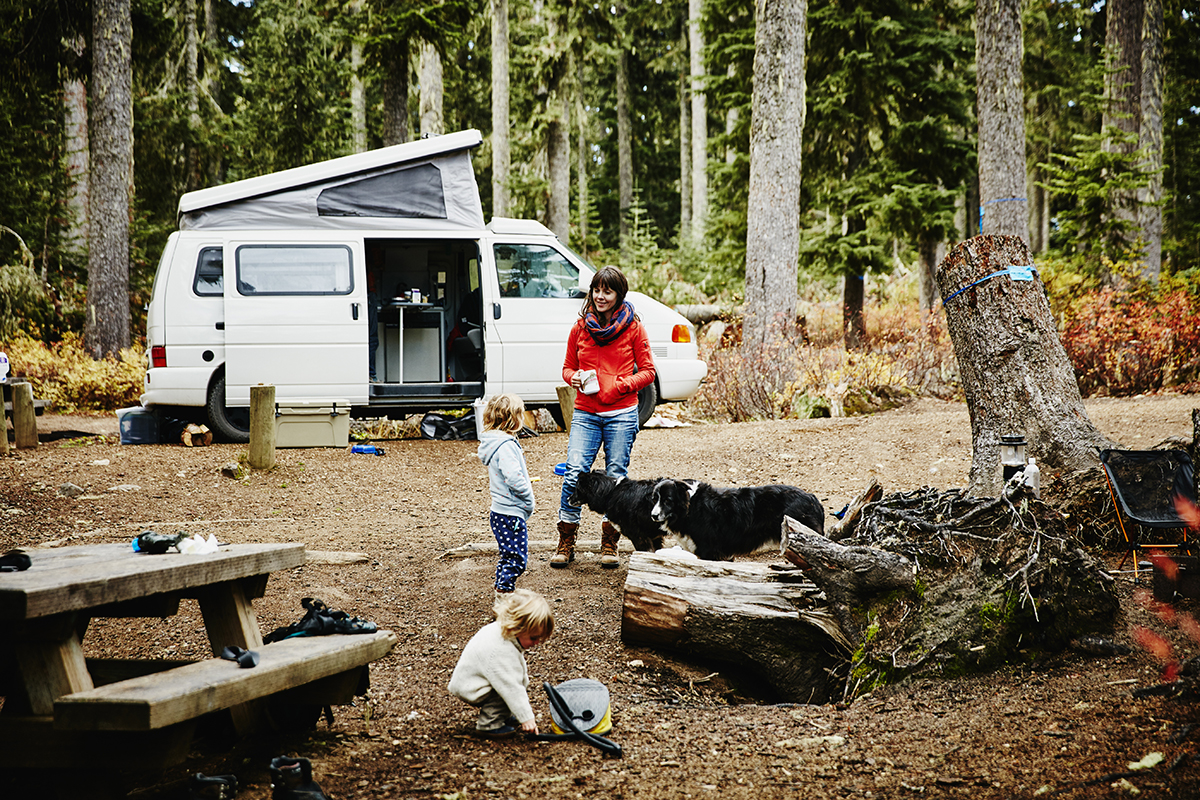 4 Tips For Camper Van Vacationing With Kids Travel Us News