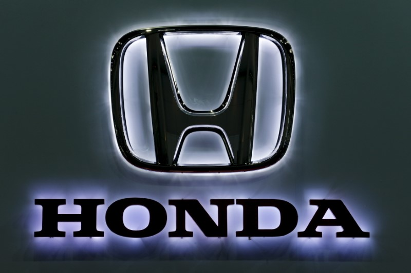 honda motor co ltd financial