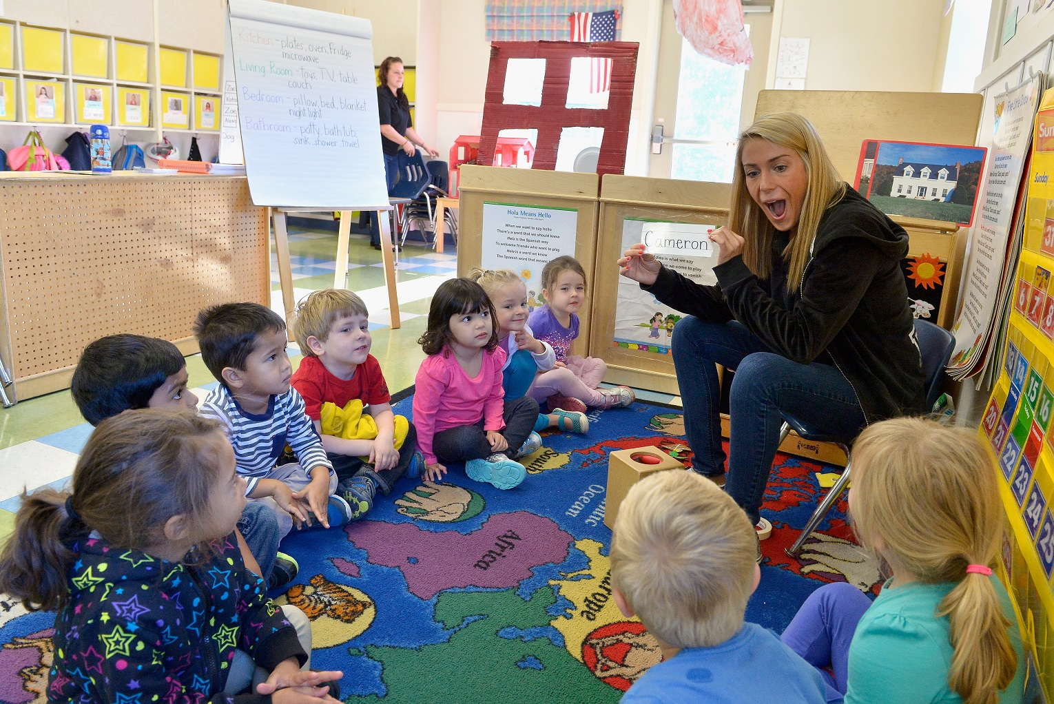 How to Match Pre-schoolers Activities to Their Learning Styles
