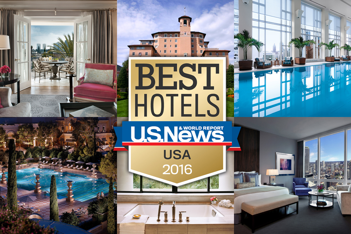 The 50 best hotels in the usa 2016 travel us news for Best hotel in america