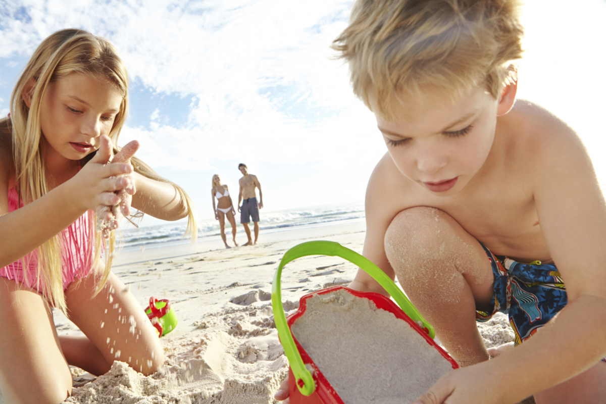 The best family beach vacations in the usa travel us news for The best beach vacations