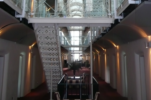 The World's Best Prison Hotels
