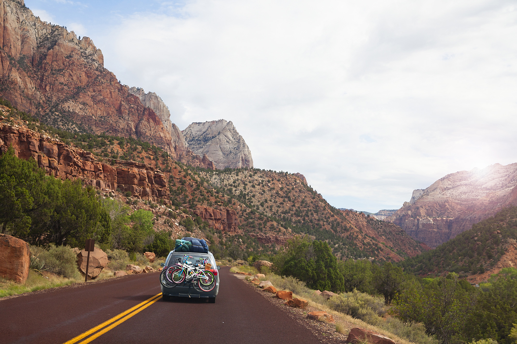 America's Ultimate 7 National Parks Road Trips | Travel ...