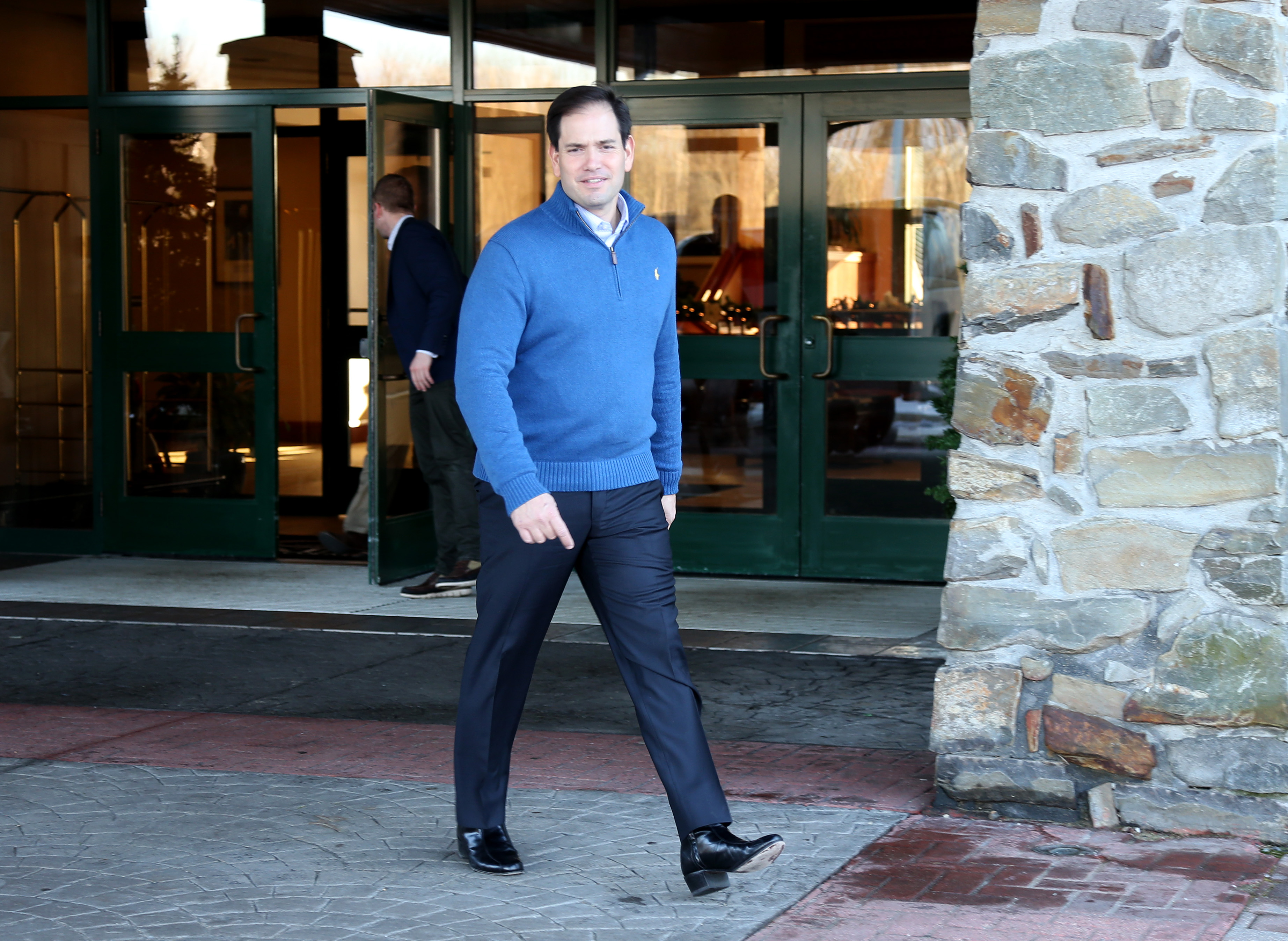 What Marco Rubio's Heels Say About Fashion – And Height ...