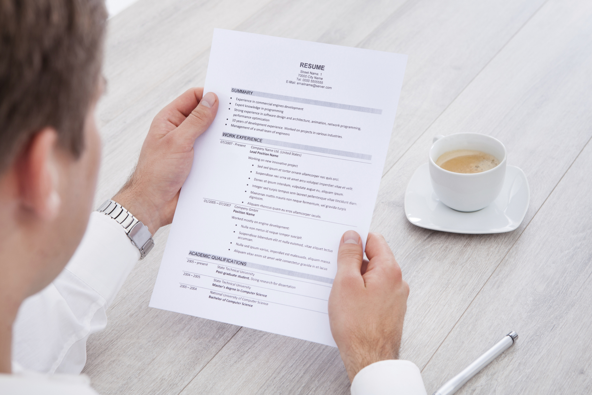 4 ways to perfect your resume in the new year on careers us news