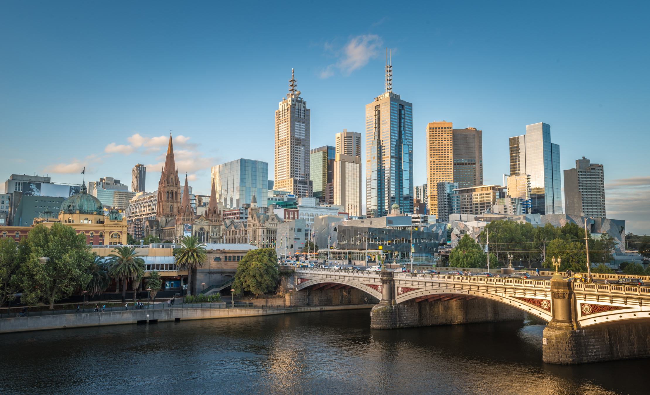 Melbourne Is Still Chief Among The Best Cities To Live In