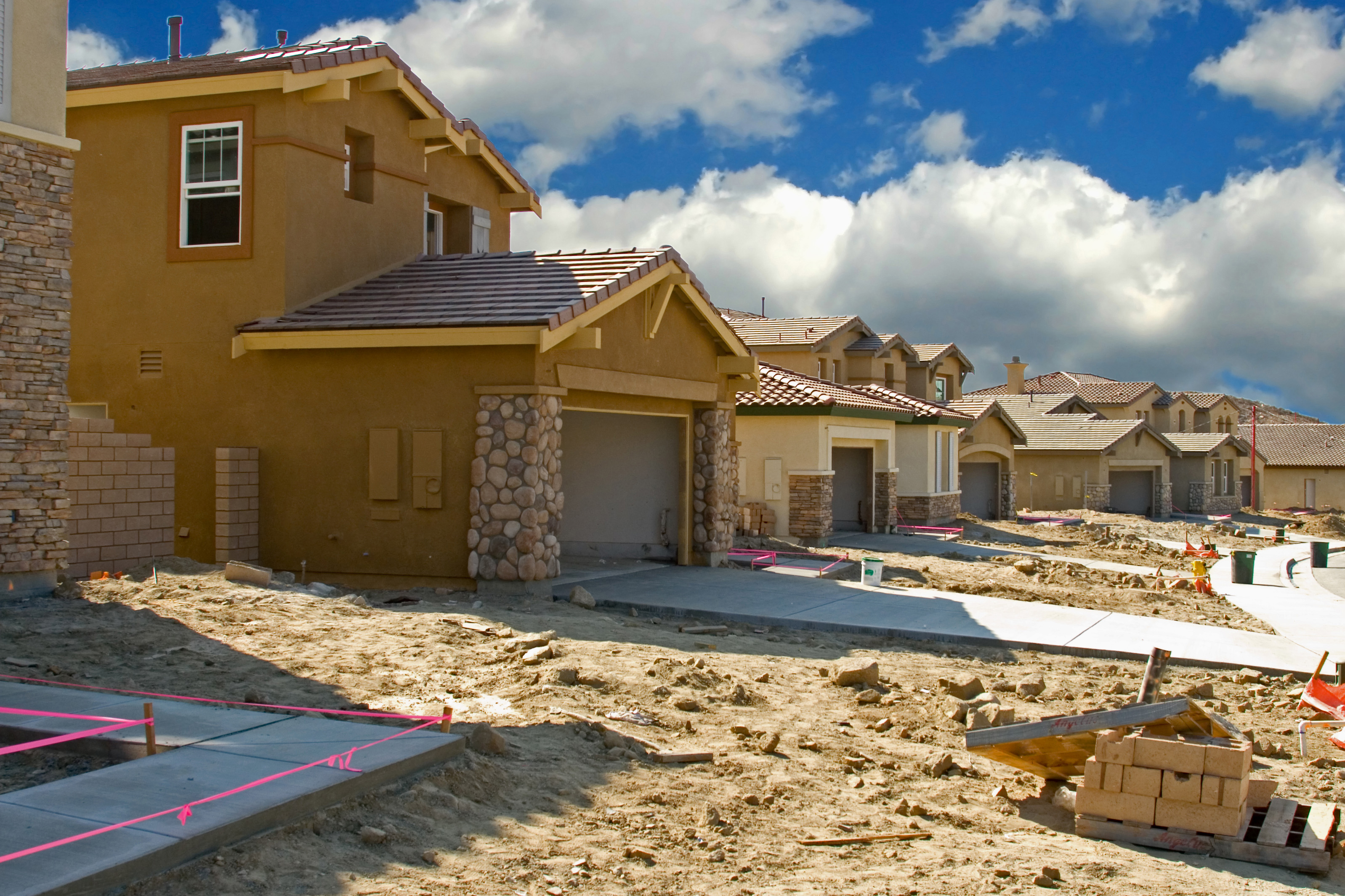 10 things you must do before buying a new construction for How does financing work when building a home