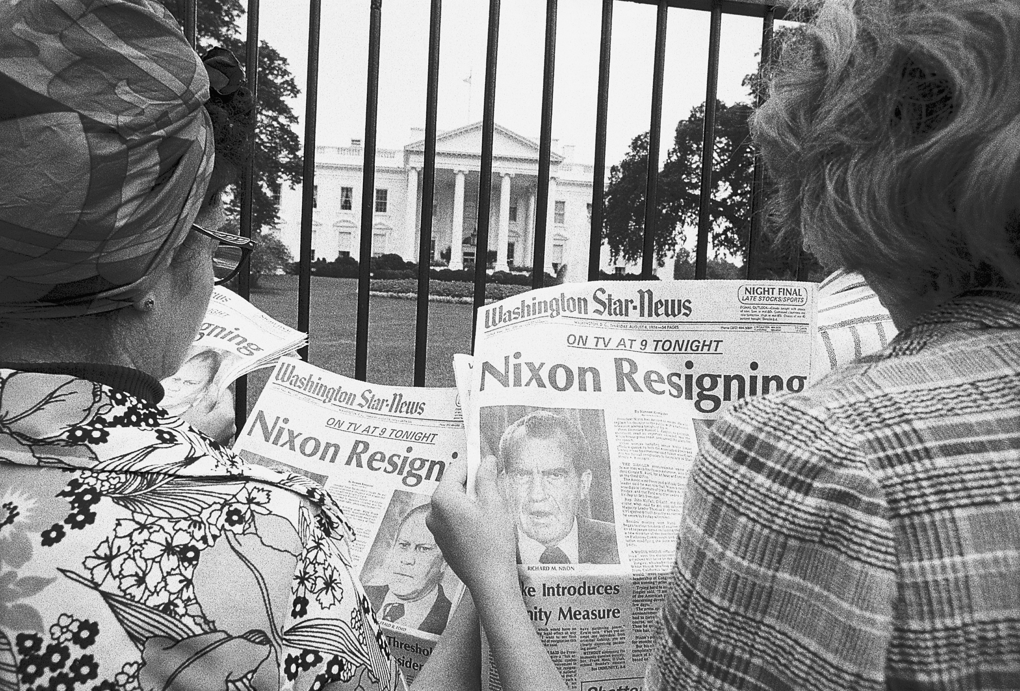 Figuring Out the Why of Richard Nixon's Watergate Scandal | Thomas Jefferson Street | US News