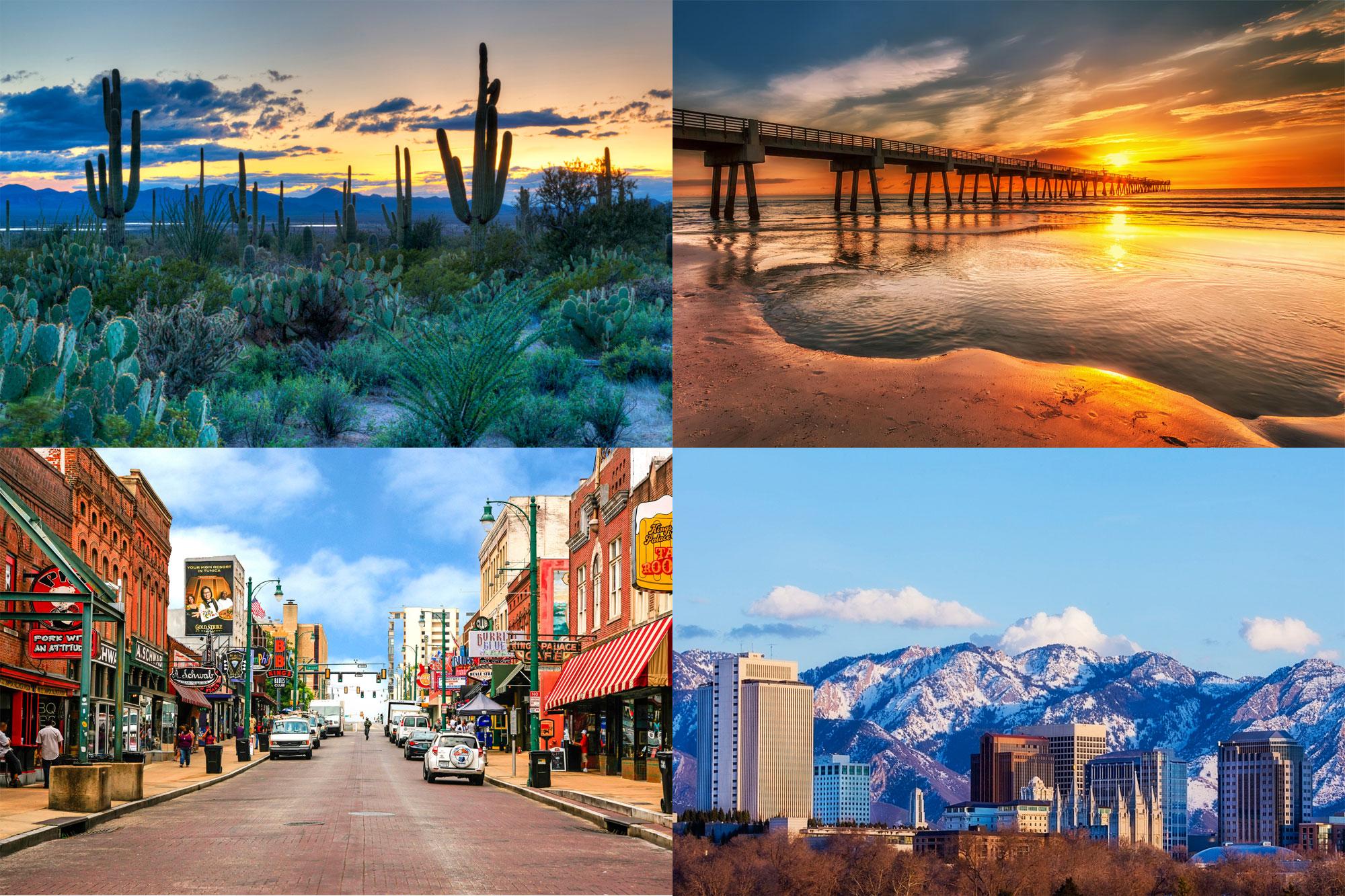 The 17 best affordable destinations in the usa 2017 18 for Best and cheapest vacation spots