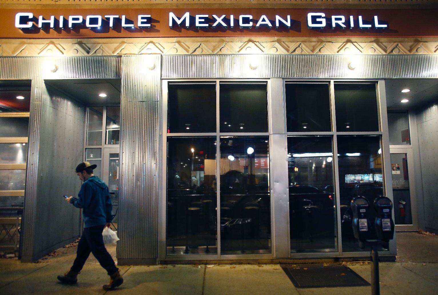 Following Outbreak And Subpoena Chipotles Stock Plummets Data