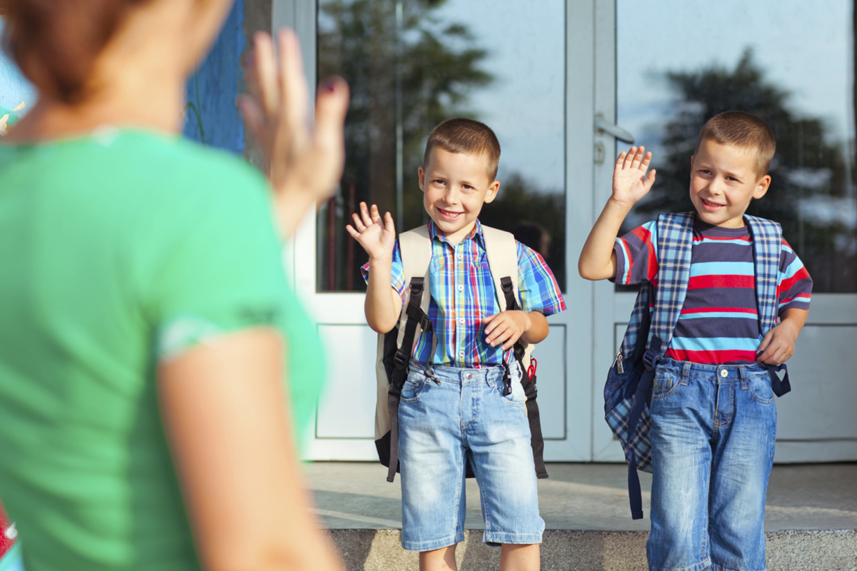 13 tips for getting kids health ready for back to school wellness us news - Kids School Pics