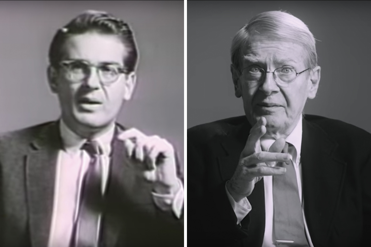 Hillary Clinton Campaign Remakes 1964 Confessions Of A Republican Ad With Same Actor