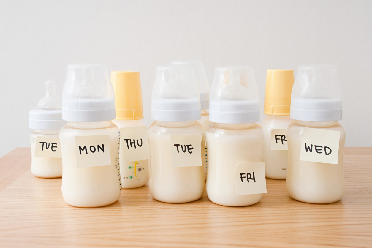 The Dangers of Sharing Breast Milk | Wellness | US News