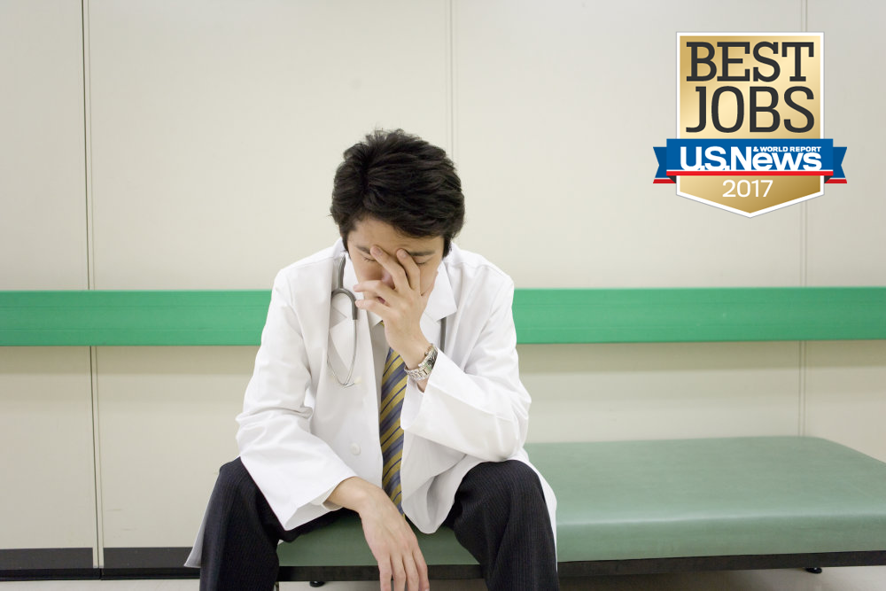 the most stressful jobs of 2017 careers us news - Top 10 Most Stressful Jobs In America