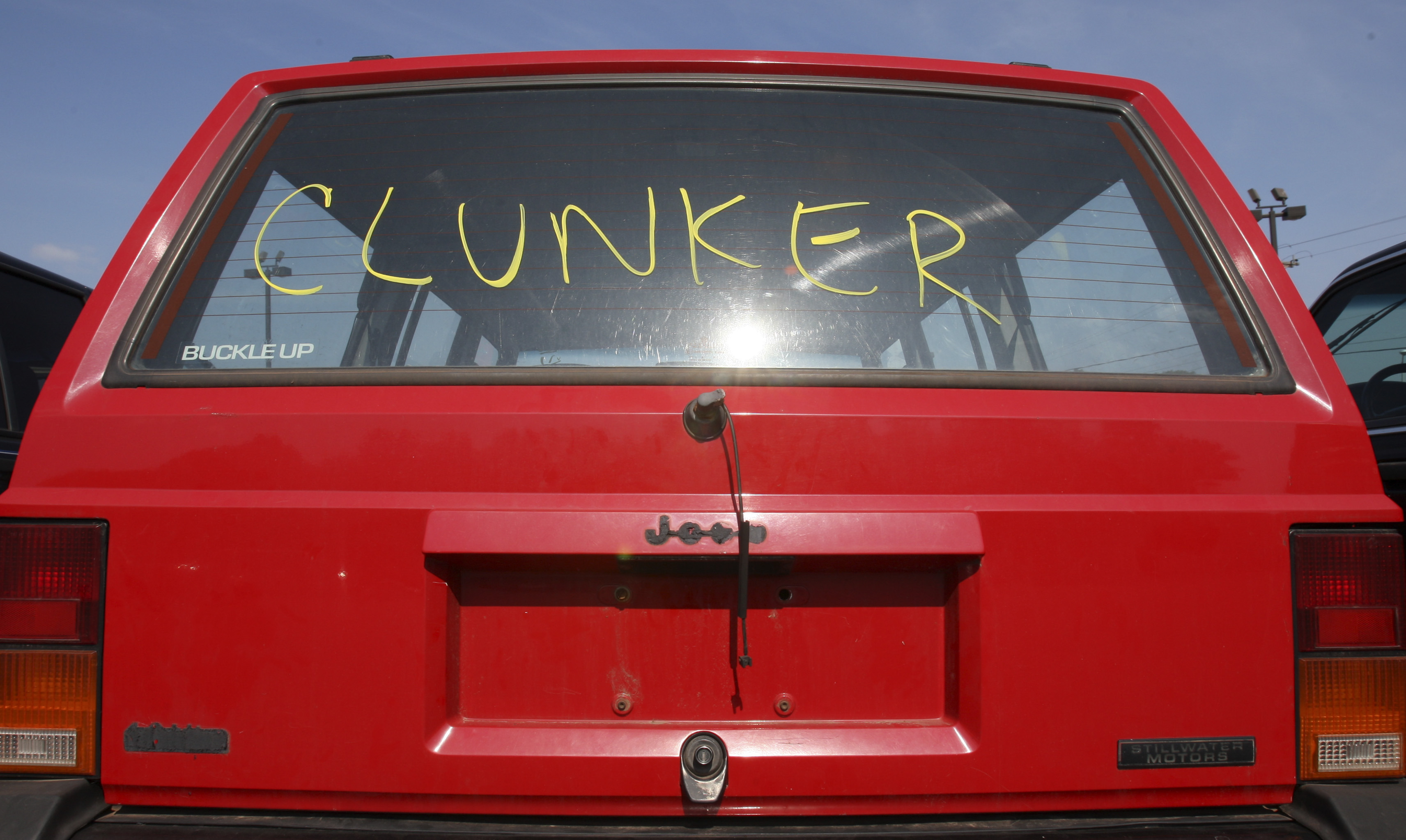 Cash For Clunkers >> Obama's Cash for Clunkers Stimulus Bailout Failed Car Companies | Economic Intelligence | US News