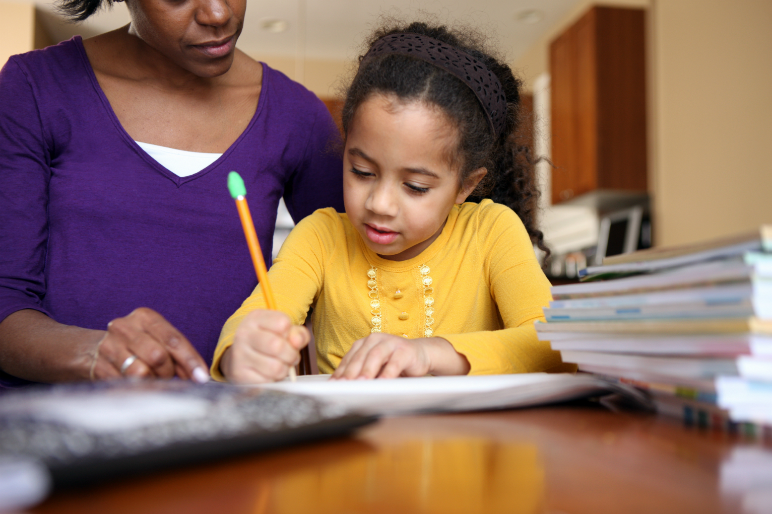 Parents Helping Students With Homework