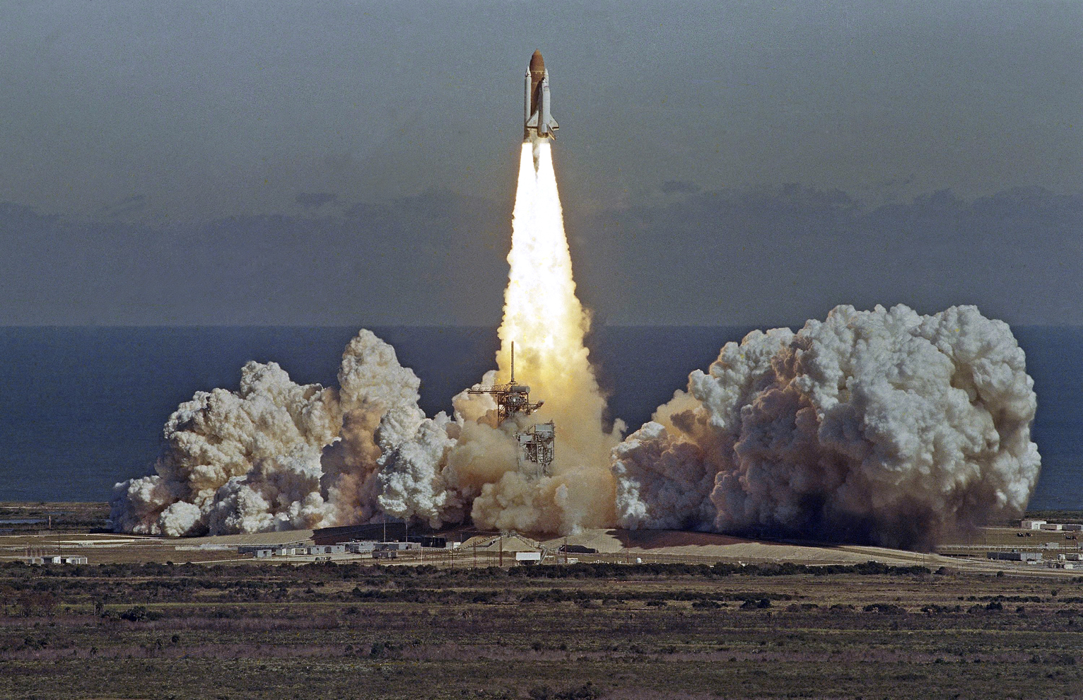 the disaster of the challenger spacecraft tragedy in the history of nasa