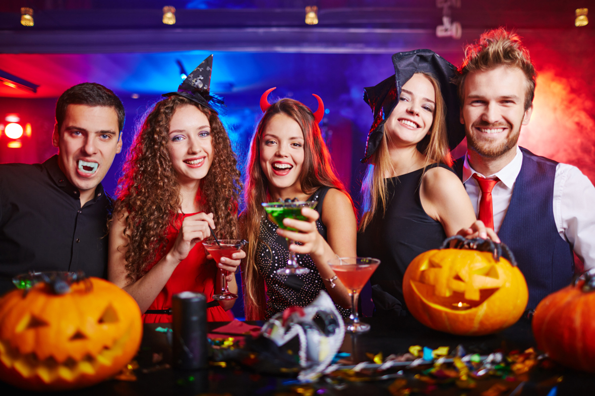 5 Budget-Friendly – and Spooky – Halloween Party Ideas | My Money ...