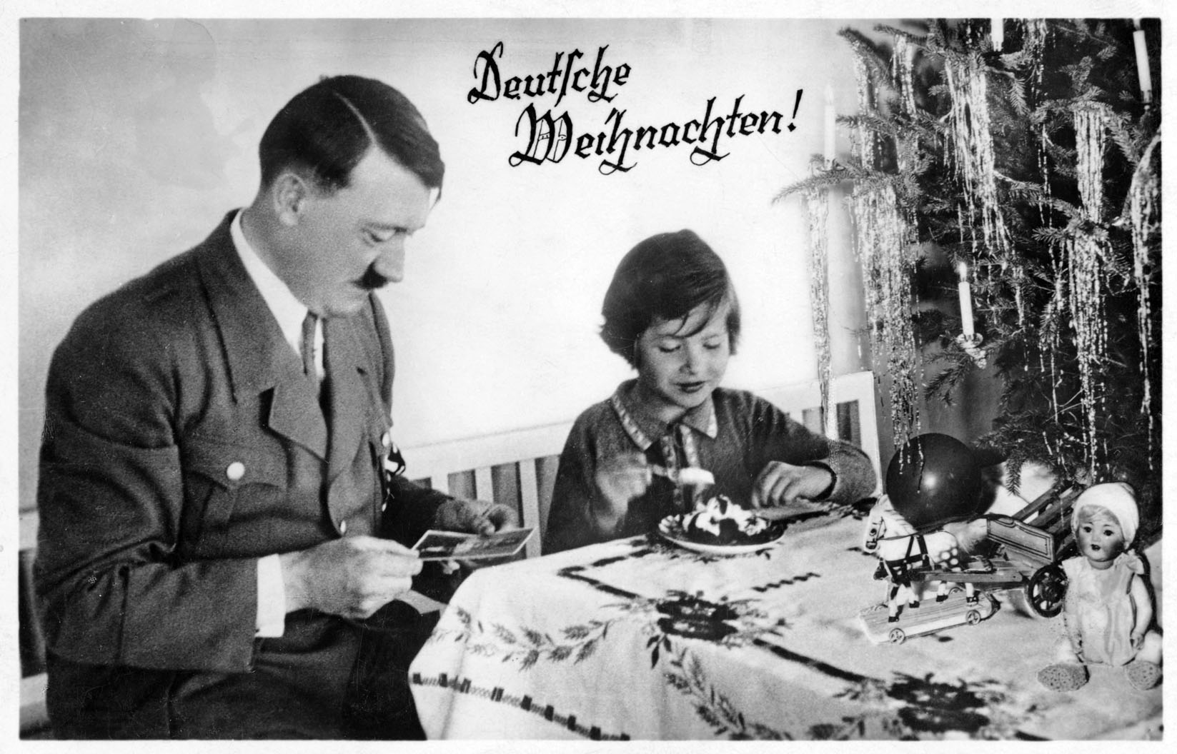 how the nazis coopted christmas national news us news