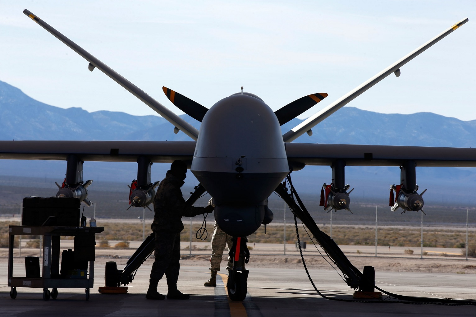 President Trump Is Doubling Down On Obamas Drone Mistakes